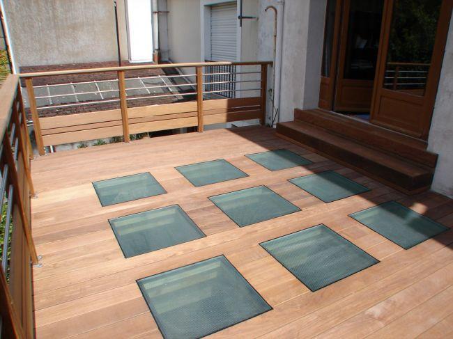 faire une extension de terrasse en bois aix en provence